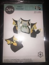 New!  Sizzix Card, Fox Label Fold-a-Long in Bolingbrook, Illinois