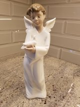 Nao by Lladro Angel holding dove in Westmont, Illinois