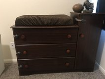 Dresser with changing pad in Conroe, Texas