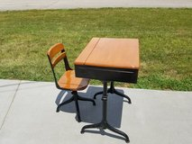 Children school desk in Elizabethtown, Kentucky