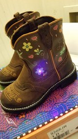 Justin Gypsy light up cowgirl boots in Fort Leonard Wood, Missouri