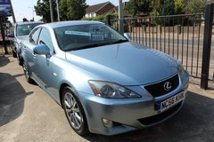 **Lexus IS 250 SE-L Auto!** in Lakenheath, UK