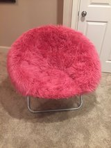 Pottery Barn Pink Chair in Aurora, Illinois