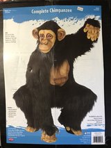 adult size chimpanze costume in Fort Knox, Kentucky