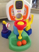 Little Tikes Discovery Sounds Sports center in Travis AFB, California