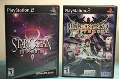 Star Ocean Till the End of Time & Phantasy Star Universe in Warner Robins, Georgia