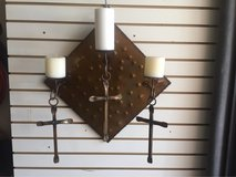 Three Crosses Metal Wall Art Reduced!!!!! in Alamogordo, New Mexico