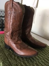 men's Dan Post boots sz 12 D in Alamogordo, New Mexico