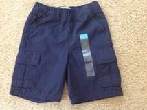 New with Tags the Children's Place Baby Toddler Boys Cotton Woven Cargo Shorts, size 2T in Chicago, Illinois