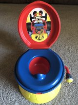 Mickey Mouse Racer Potty Trainer w/ Sounds in Fort Leonard Wood, Missouri