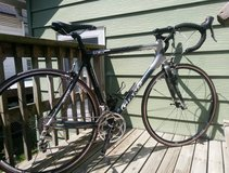 REDUCED!!! Full Carbon GIANT TCR Road Bike in Shorewood, Illinois