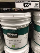 Behr Premium interior semigloss paint -Swiss coffee light creme in Las Vegas, Nevada