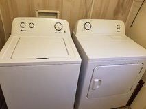 Amana Washer and Dryer (Please read ad completely.) in Cherry Point, North Carolina