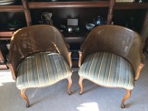 French Louis XV Pair of Chairs in Plainfield, Illinois