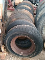 Trailer tires and wheels in Alamogordo, New Mexico