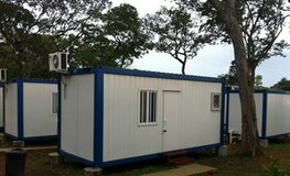 Design Decorated Office/ Home 20FT Luxury Mobile Container in Okinawa, Japan