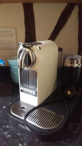 Nespresso magimix REDUCED in Lakenheath, UK