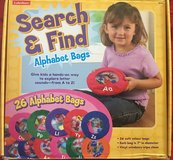 Lakeshore Search & Find Alphabet Bags in Okinawa, Japan