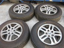 TIRE 205/70R15 96H..........215/60R16 in Okinawa, Japan