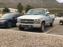 89 Chevy long bed in Alamogordo, New Mexico