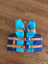Youth life vest in Glendale Heights, Illinois