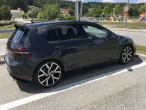 VW Golf GTI Clubsport in Hohenfels, Germany