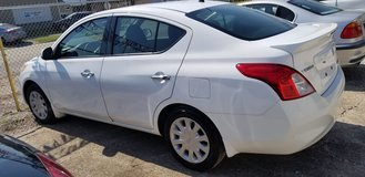 2014 NISSAN VERSA in Lake Charles, Louisiana