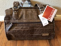 ***Two Ladies Brown Koltov Handbags***BRAND NEW*** in Cleveland, Texas