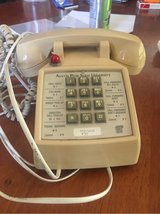 Vintage APSU Phone in Fort Campbell, Kentucky