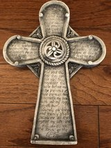 ***Scripture Engraved Cross*** in Kingwood, Texas