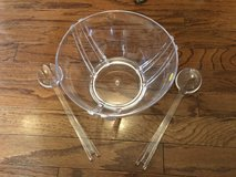 ***Acrylic Salad Bowl Set*** in Kingwood, Texas