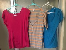 3 nursing tops Size Medium in Pleasant View, Tennessee