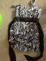 Black and white dress size 11 in Camp Lejeune, North Carolina