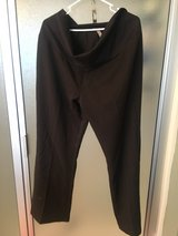 Brown maternity dress pants Sz XL in Pleasant View, Tennessee