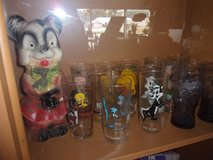 Disney 1970's and 1980's Drinking Glasses in Fort Riley, Kansas