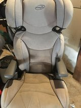 Evenflo Booster Seat in Cherry Point, North Carolina