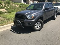 Toyota Tacoma Prerunner V6 with TRD package in Camp Pendleton, California