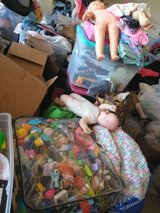 HUGE ESTATE STORAGE LOT toys clothes electronics in El Paso, Texas