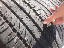 Used  Tires 235/R17 in Fort Campbell, Kentucky