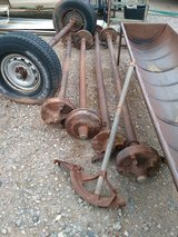 Trailer axels in Alamogordo, New Mexico