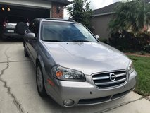 2002 Nissan Maxima (Radar Detector not included) in Saint Petersburg, Florida