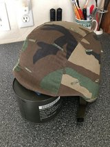 NEW USGI Issued PASGT Made w/ Kevlar Ballistic Helmet Size Small in Camp Pendleton, California