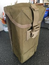 NEW Eagle Ind. Padded Optic Case Coyote Tan Brown Molle USMC Nalgene in Camp Pendleton, California