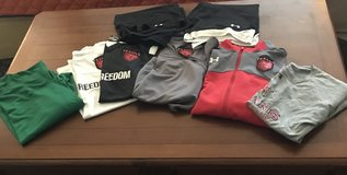 Lot of Boy's Texans Soccer Gear (Warm-ups with jacket and pants) in Kingwood, Texas