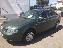 Audi A4 Sedan 2.0L Si AUTOMATIC A/C Heated Seats New Service New TÜV!!! in Baumholder, GE
