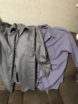 Button down dress shirts in Okinawa, Japan