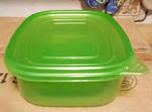 BRAND NEW! 12 piece green food containers - MAKE ME A REASONABLE OFFER! in Cary, North Carolina