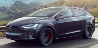 Tesla Model X rental for 24h, 40% discount from Pforzheim in Stuttgart, GE