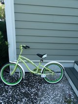 Girl's Bicycle in Beaufort, South Carolina