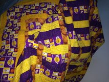 Twin size Quilt lakers (last one) in 29 Palms, California
